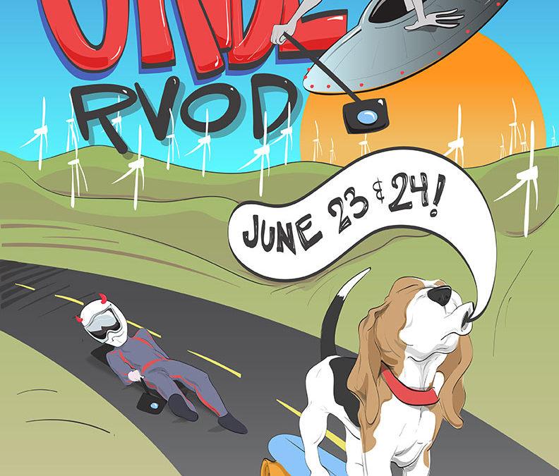 2018 RVOD G-RIDE
